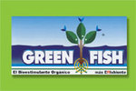 Peixe verde: As plantas verdes