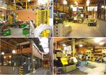 Bodega industrial complex for sale