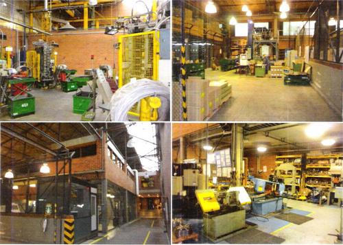 Bodega complejo industrial en venta