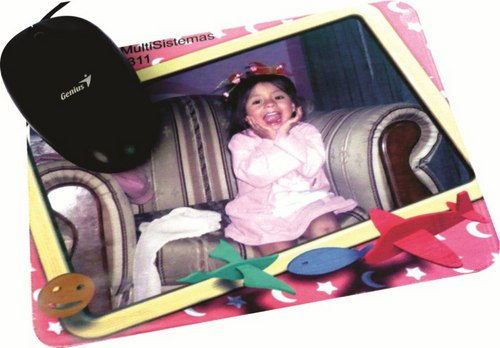 PROMOTIONAL ADVERTISING Personalized Mousepad