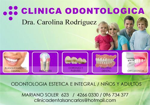 odontologischen Klinik