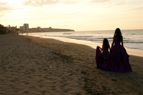 Photo Shoot in Playa Murcielago