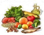 Gesunde Ernährung zur Erhaltung der Gesundheit