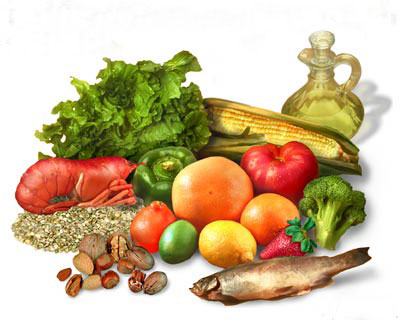 Healthy diets to maintain health