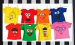 camisetas Jrs.