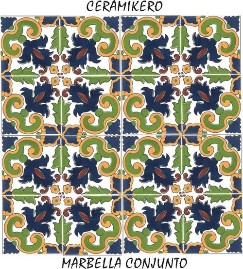 Mayolicas-Azulejos-ceramicas-Decorados