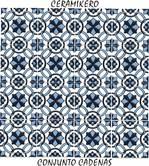 Telha de cerâmica-mayolicas-Sets
