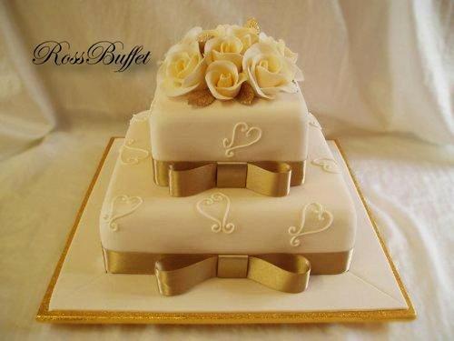 Tortas de Matrimonio...