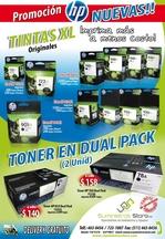 Toner HP DUAL PACK 85A Y 78A Y TINTAS DE ALTA CAPACIDAD - DELIVERY
