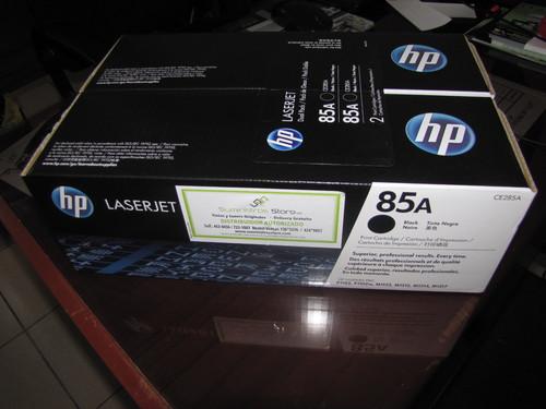 TONER HP 85A DUALPACK(2 UNIDADES ) OFERTA ORIGINAL DELIVERY