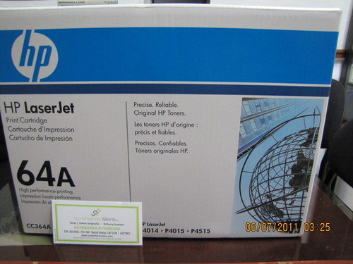HP P4014/4015 Toner code new original 64th free delivery
