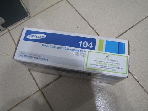 Samsung Toner originele 104 nieuwe gratis levering in Metropolitan Lima