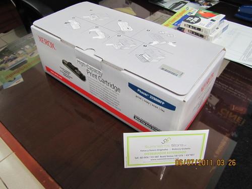 Xerox Toner original 3200 neue kostenlose Lieferung Metropolitan Lima