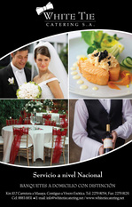 white tie catering, events, weeding