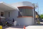 Trabajo en exterior de Centro médico de Paysandú (Uruguay)