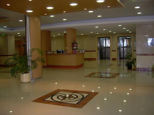 Trabajos en interior de Centro médico de Paysandú (Uruguay)
