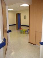 Trabajo en pasillos de Centro médico de Paysandú (Uruguay)