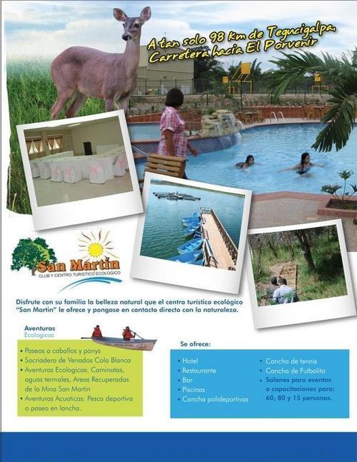 Centro Ecologico San Martin