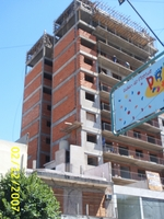 Av.América 619, Saenz Peña (edificio de vivienda 3.450 m2)
