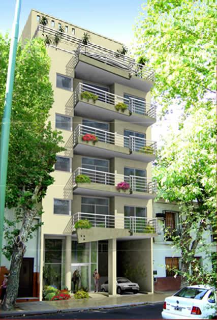 Neuquén 2831, Capital (edificio de vivienda 1.100 m2)