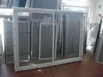 Aluminium und Glas