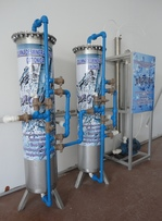 WATER PURIFICATION SYSTEMS FOR INDUSTRIAL USE IN LABORATORIES