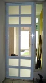 Tür-Bildschirme