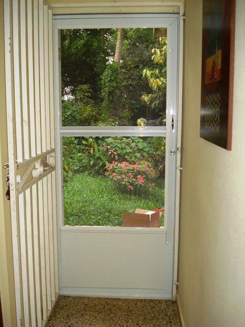 Puerta de Screens