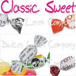 Sweets advertising