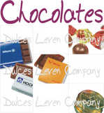 Chocolate advertising - corporate chocolates