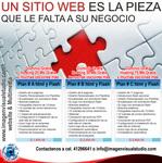 Ofertas de Paginas Web
