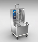 IX 600 INCORPORATOR OF FRUIT PULPS AND SYRUPS IN ICE CREAM