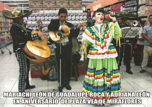 Mariachis Peruanos Charros Peruanos