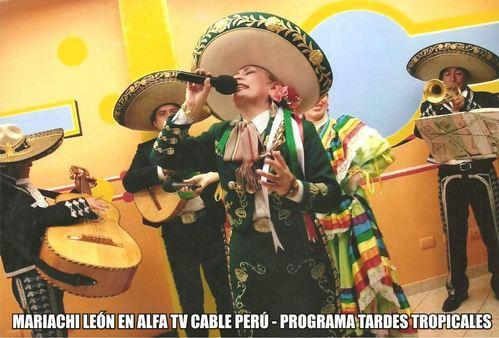 Mariachis show de mariachis serenatas en Peru