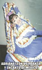 Ballet de Danzas Mexicanas mariachis charros peruanos