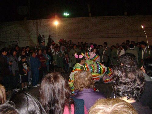 Ballet de Danzas Mexicanas Rosas de Guadalupe mariachis Lima Peru