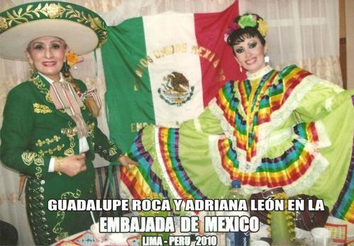 Mariachis en Paginas Amarillas de Peru