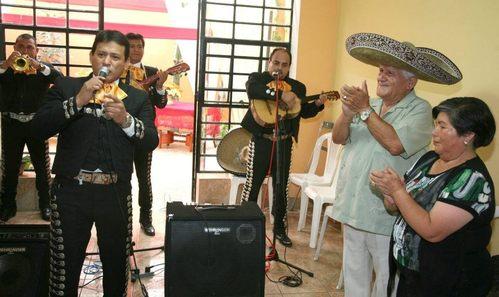 Mariachis para Aniversarios - San Martin de Porres - Real de México