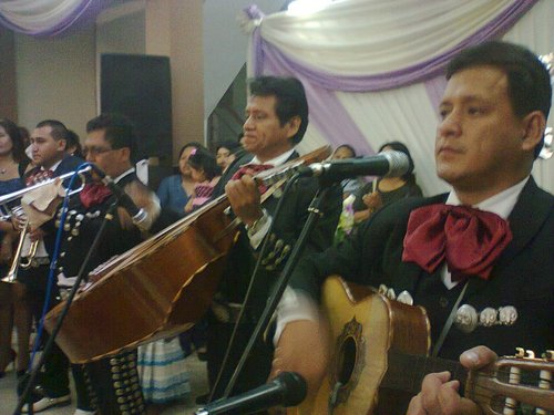 Mariachis in Peru, Mariachi Real de Mexico-Groups-Charros in Lima