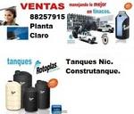Tanques Nicaraguense Construtanque.
