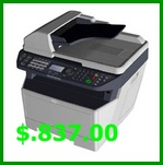 COPIER MET MULTIFUNCTIONELE FEEDER KYOCERA KM-2810 dollars .840.00