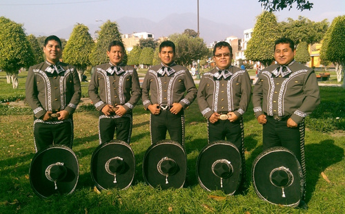 Mariachi Real de Mexico, Mariachi de Lima A1