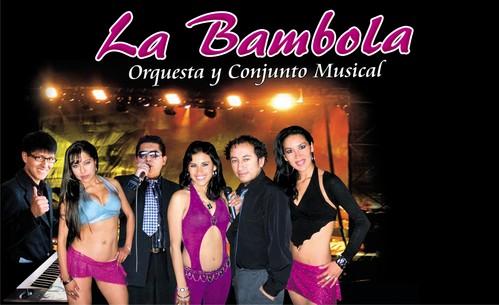 ORQUESTA Y CONJUNTO MUSICAL LA BAMBOLA