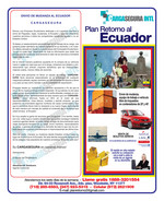 Load your agency near the Ecuadorian consulate in queens