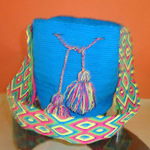Wayuu Crafts .. Säcke und Hängematten