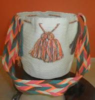 Rucksäcke Wayuu Guajira Kunst ...