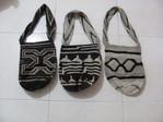 Mochilas aruacas...mochilas arawacas