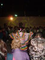 Ballet de danzas mexicanas en Peru lima