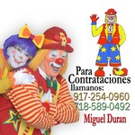 CLOWNS IN NEW YORK (917) 254-0960