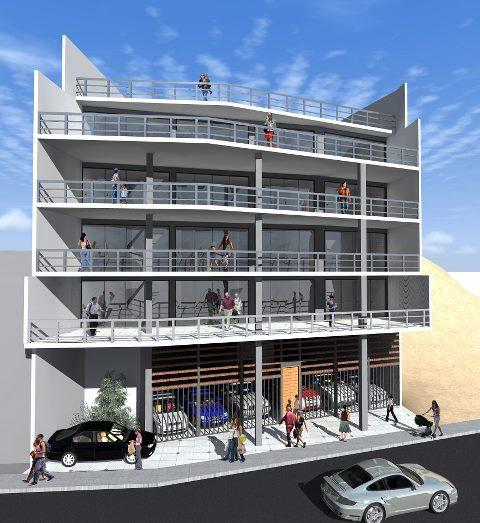 Mirador Building Naplo - Pucusana